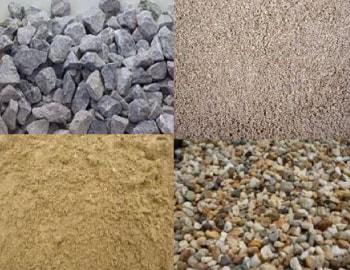 建材(砂・砕石)