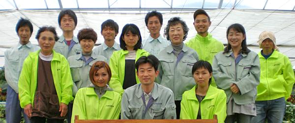 従業員の写真